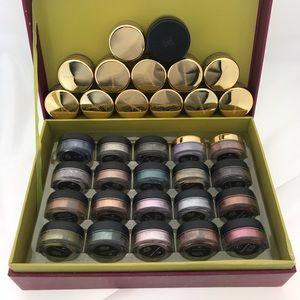 33 piece bareminerals loose powder eyeshadow set